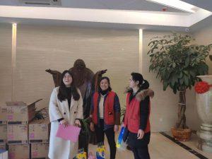 情系员工,南浦集团三八妇女节发放暖心福利